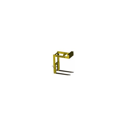 Zawiesie widłowe, z regulacją rozstawu ES-H
