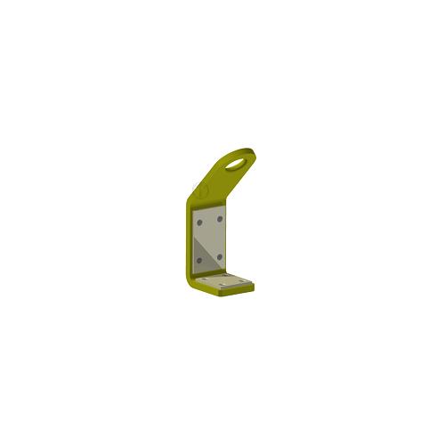 Zawiesie łańcuchowe 3-cięgnowe z łapami M140097