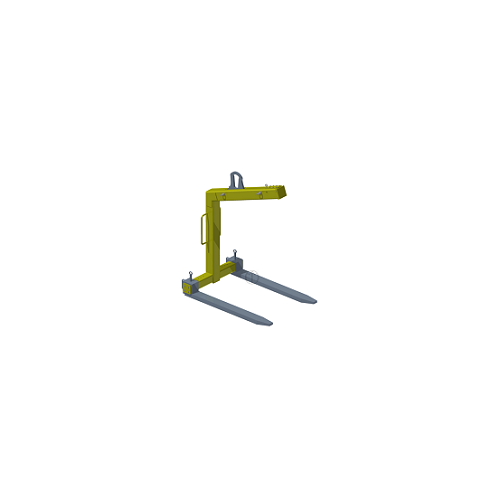Zawiesie widłowe automatyczne M160555