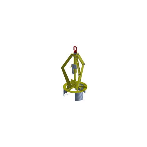 Uchwyt do zwojów drutu M160363