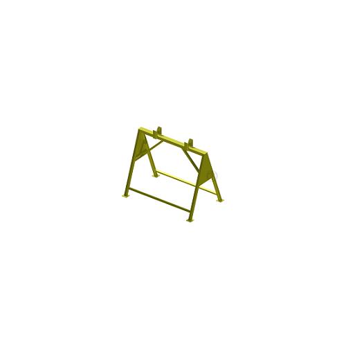 Stojak na zawiesie jednorożne (C-haki) M170072
