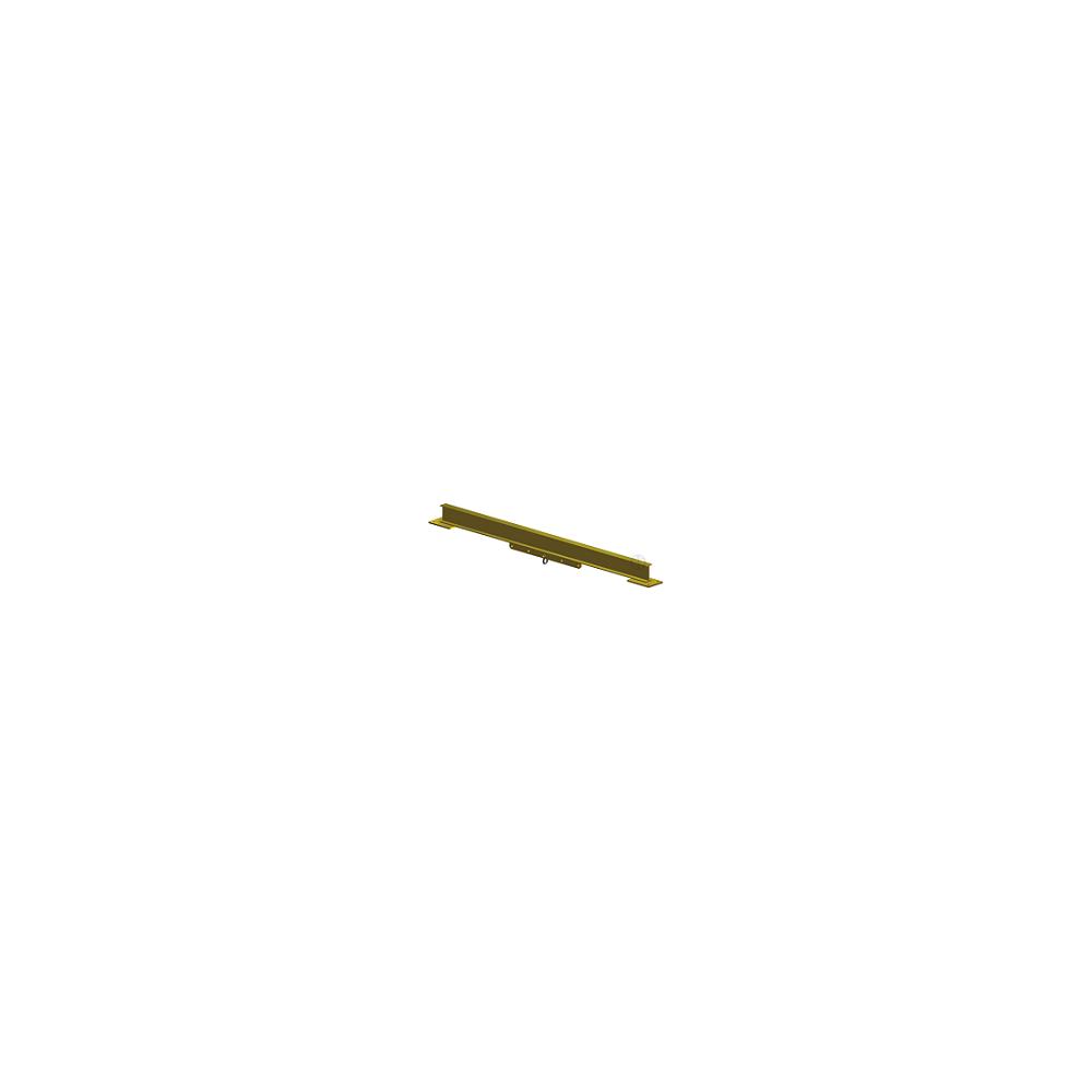 Belka pod wciągarkę typu M120014