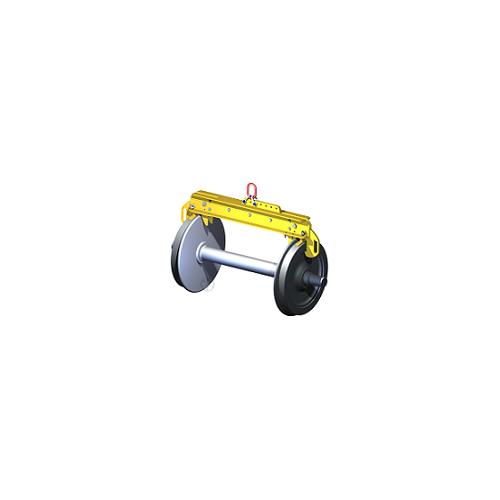 Trawers do zestawów kołowych