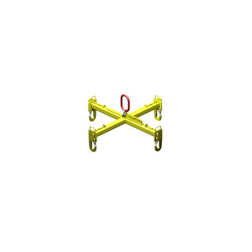 Trawers krzyżowa regulowana