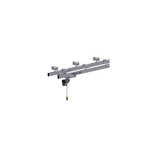 Lekka suwnica aluminiowa miproCrane OMEGA 200