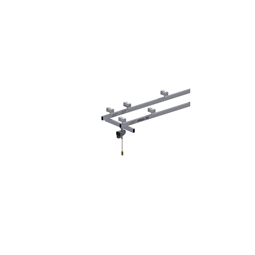 Lekka suwnica aluminiowa miproCrane OMEGA 300