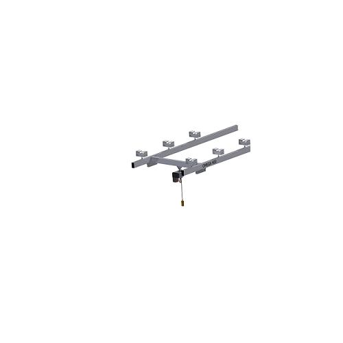 Lekka suwnica aluminiowa miproCrane OMEGA 400