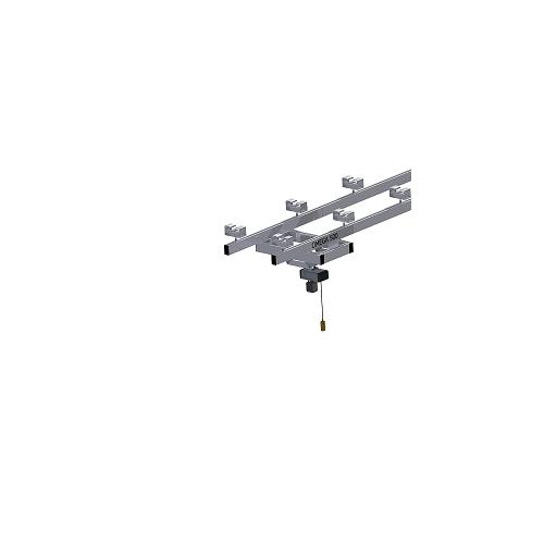 Lekka suwnica aluminiowa miproCrane OMEGA 500