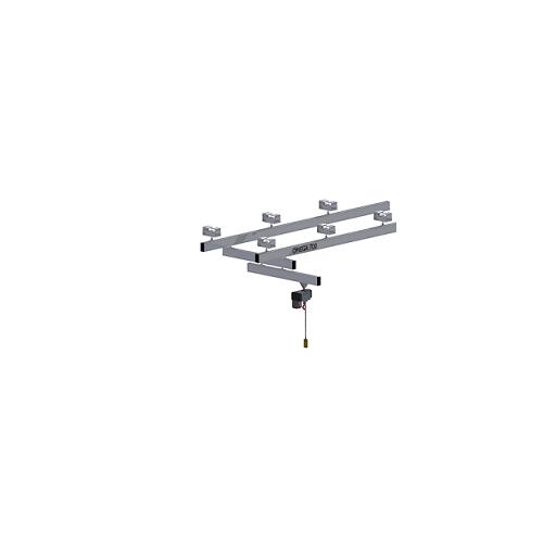 Lekka suwnica aluminiowa miproCrane OMEGA 700