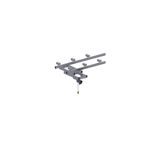 Lekka suwnica aluminiowa miproCrane OMEGA 800