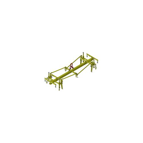 Trawers do transportu koszy M140169