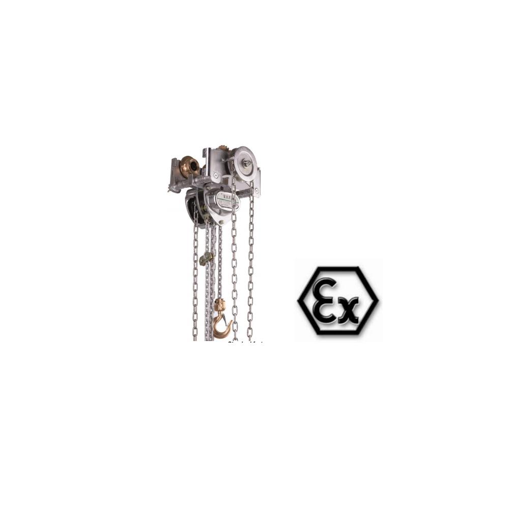 Wciągnik łańcuchowy VHR HPR EX