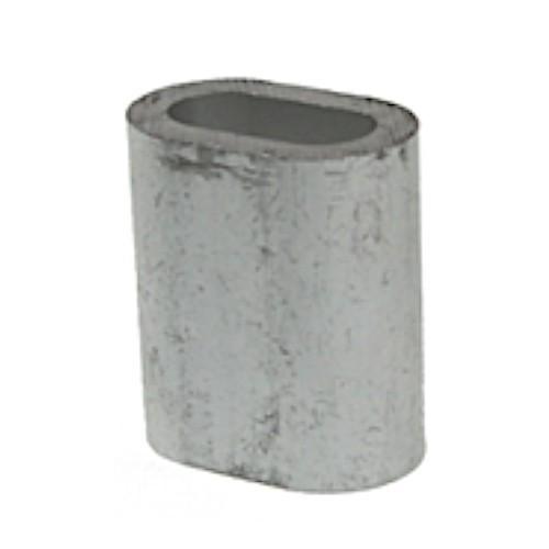 Złączka aluminiowa cylindryczna