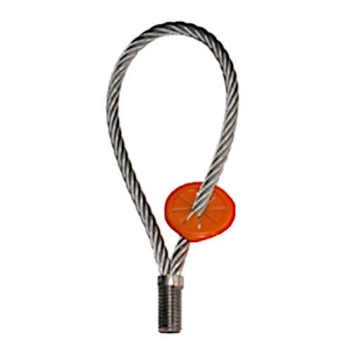 Wire rope eye bolt SLU