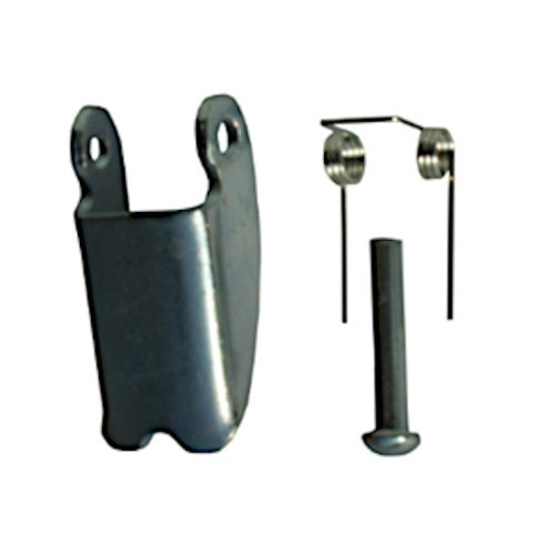 Safety latch for hook WHE