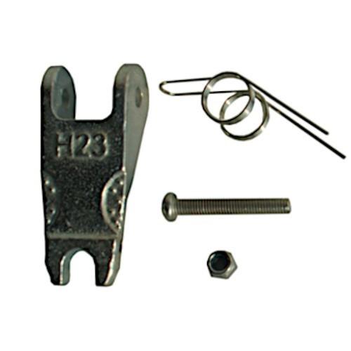 Safety latch for hook  DIN...