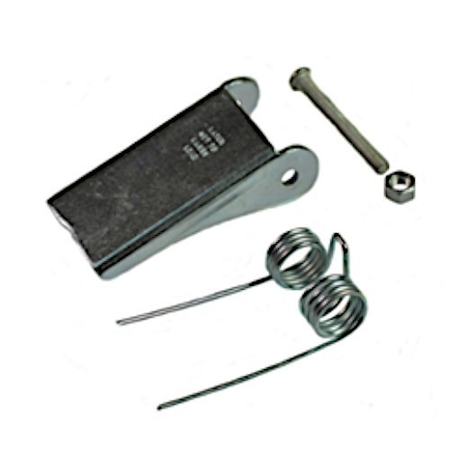 Safety latch for hook C-WLL