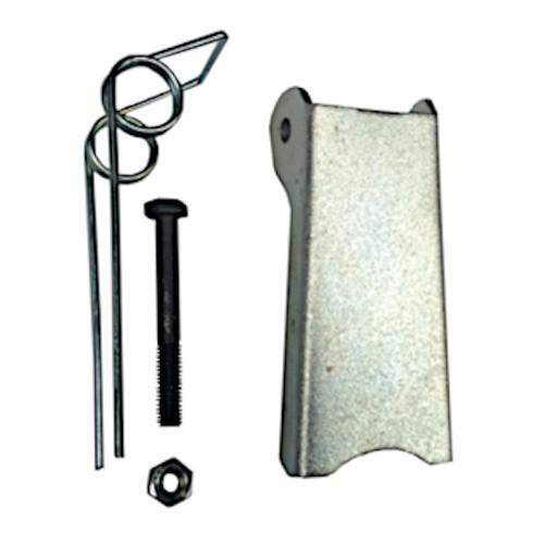 Safety latch for hooks DIN...