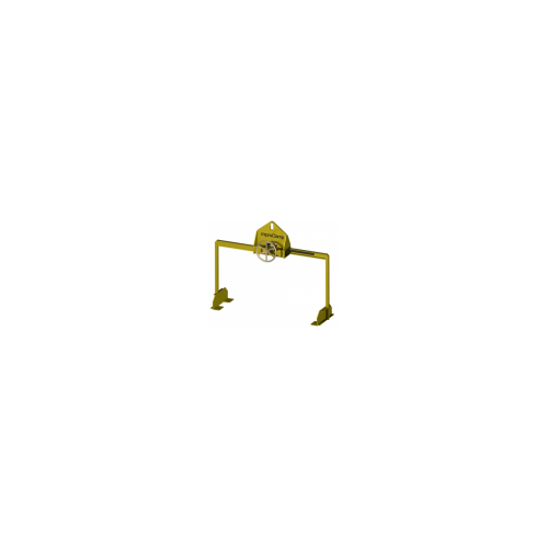 Crane fork with crank ES-S