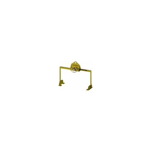 Zawiesie widłowe, z korbką ES-S