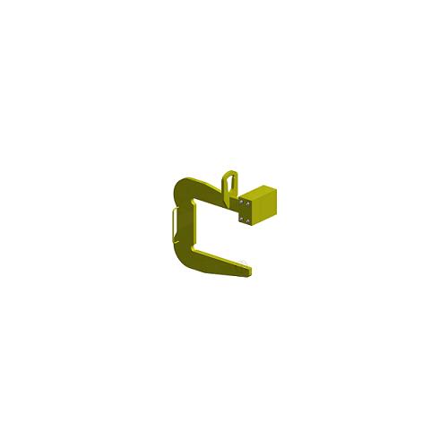 C-hak do stalowych zwoi